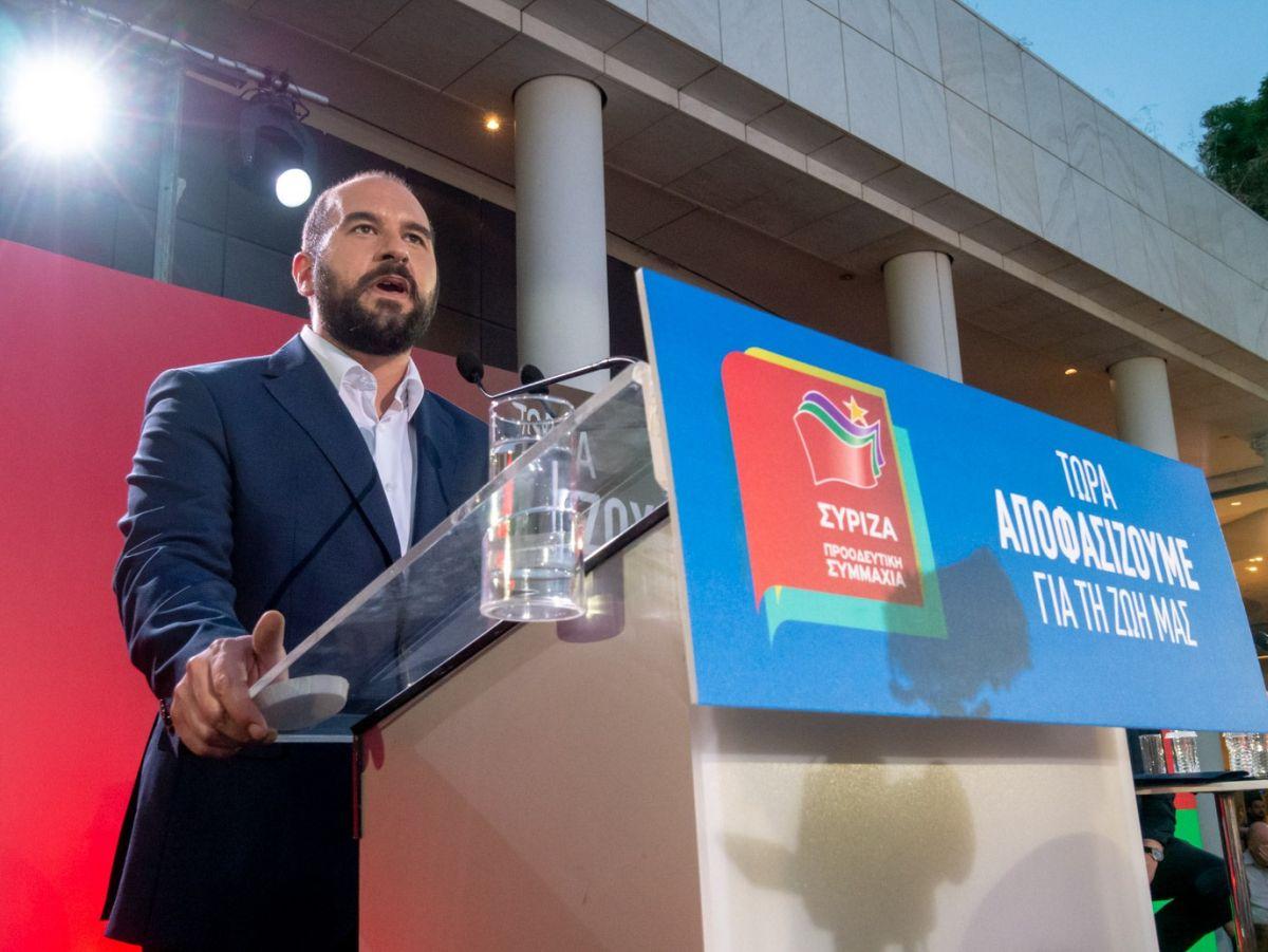 Δημ. Τζανακόπουλος: Ή θα κάνουμε το αποφασιστικό βήμα προς τα μπρος ή θα γυρίσουμε πίσω στα χέρια αυτών που μας χρεοκόπησαν