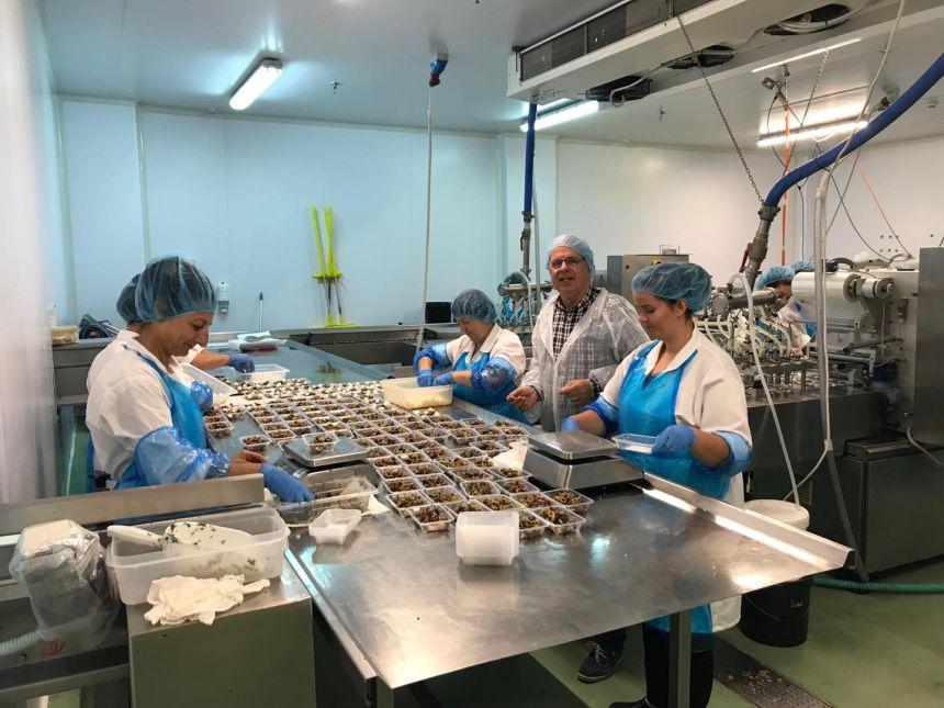Β. Αποστόλου: Πρωτοπόρος η Βόρεια Εύβοια στην παραγωγή ποιοτικών αγροτικών προϊόντων