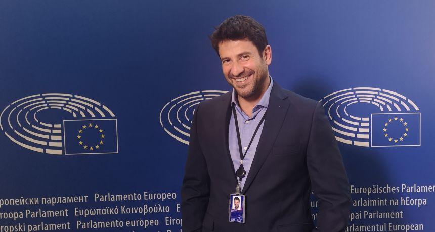 Ερώτηση προς την Κομισιόν αναφορικά με την FaceApp κατέθεσε ο Ευρωβουλευτής Αλέξης Γεωργούλης