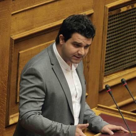 Μάριος Κάτσης: Να αναλάβει τις ευθύνες της η Κυβέρνηση για τη διαχείριση  των απορριμμάτων στην Ήπειρο   ΣΥΡΙΖΑ Συνασπισμός Ριζοσπαστικής Αριστεράς