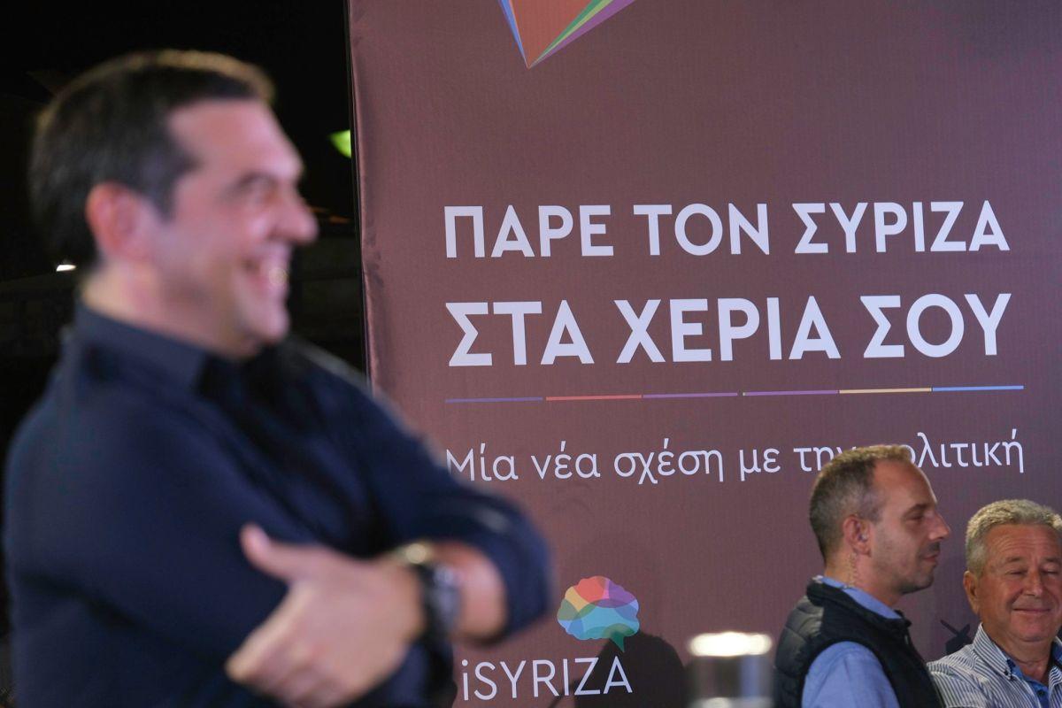 Αλ. Τσίπρας: Μέσα από την πλατφόρμα isyriza.gr να κάνουμε τον ΣΥΡΙΖΑ ένα εργαστήρι συμμετοχής και δημιουργίας για όλους τους ενεργούς πολίτες