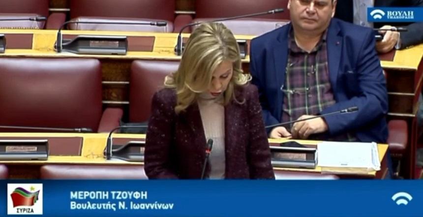 Μ. Τζούφη: Το υπουργείο Παιδείας να στηρίξει τα ΕΠΑΛ έμπρακτα και όχι διακηρυκτικά - βίντεο