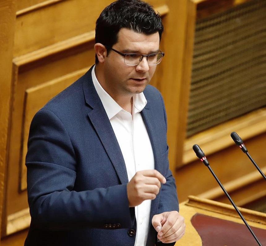 Μ. Κάτσης: Το τρένο προς τη νέα ψηφιακή εποχή βαδίζει με επιτυχία στις ράγες της πολιτικής του ΣΥΡΙΖΑ