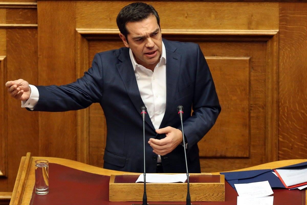 Αλ. Τσίπρας: Προϋπολογισμός ταξικής μονομέρειας και πολιτικής απάτης