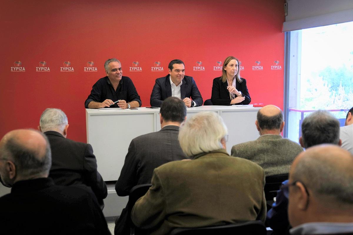 Σχέδιο 7 σημείων ενέκρινε το Πολιτικό Συμβούλιο της ΚΕΑ του ΣΥΡΙΖΑ-Προοδευτική Συμμαχία
