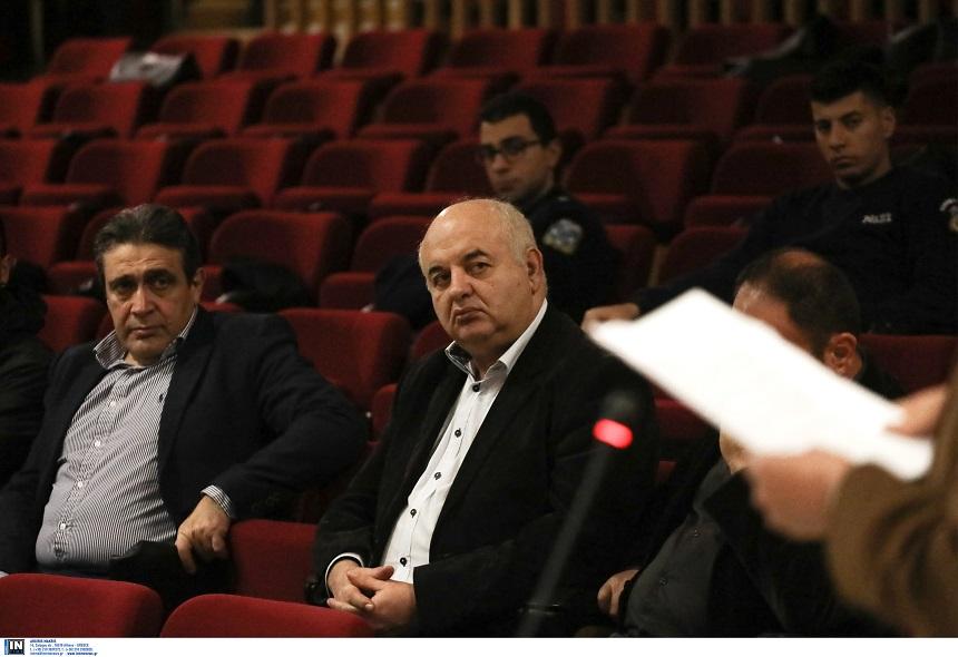 Στη δίκη της Χρυσής Αυγής παρέστη σήμερα ο Νίκος Ηγουμενίδης