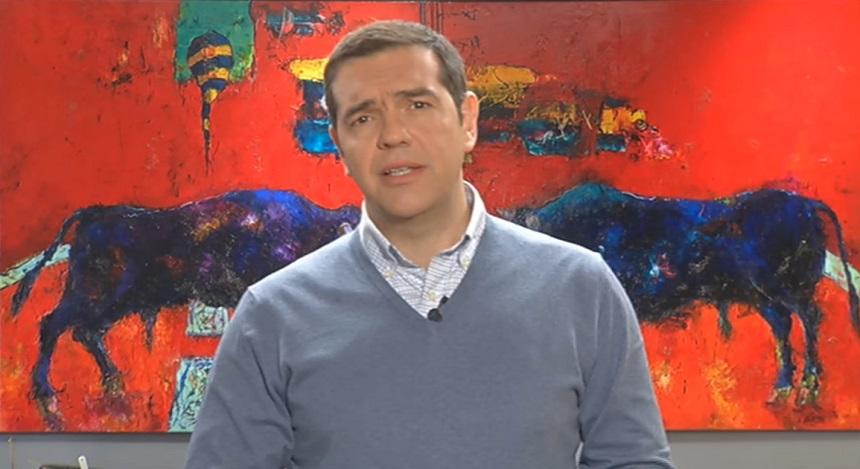 Αλ. Τσίπρας: Θα στηρίξει ο κ. Μητσοτάκης τους εργαζόμενους ή τα οικονομικά συμφέροντα;