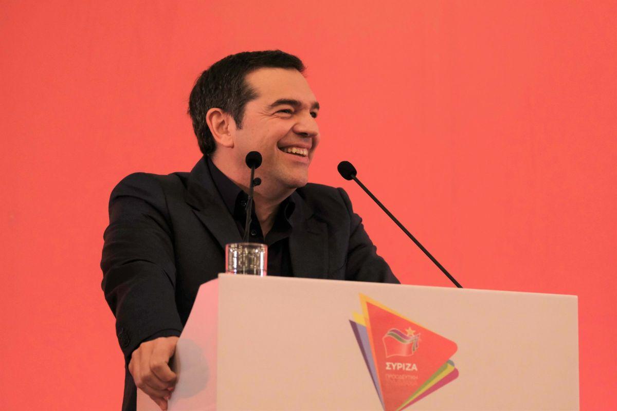 Αλ. Τσίπρας: Ο ΣΥΡΙΖΑ θα διεκδικήσει να υπάρξει νομοθετική απάντηση για την προστασία της πρώτης κατοικίας