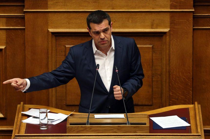 Αλ. Τσίπρας: Στη δική μας προοπτική δεν υπάρχει ευημερία χωρίς στήριξη των μισθών, χωρίς μια ρυθμισμένη αγορά εργασίας