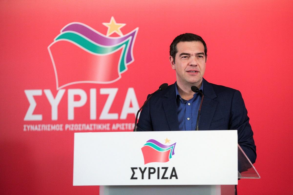 Αλ. Τσίπρας: Συμπερίληψη αλλά και κανόνες για έναν ανοικτό και ριζοσπαστικό ΣΥΡΙΖΑ - βίντεο