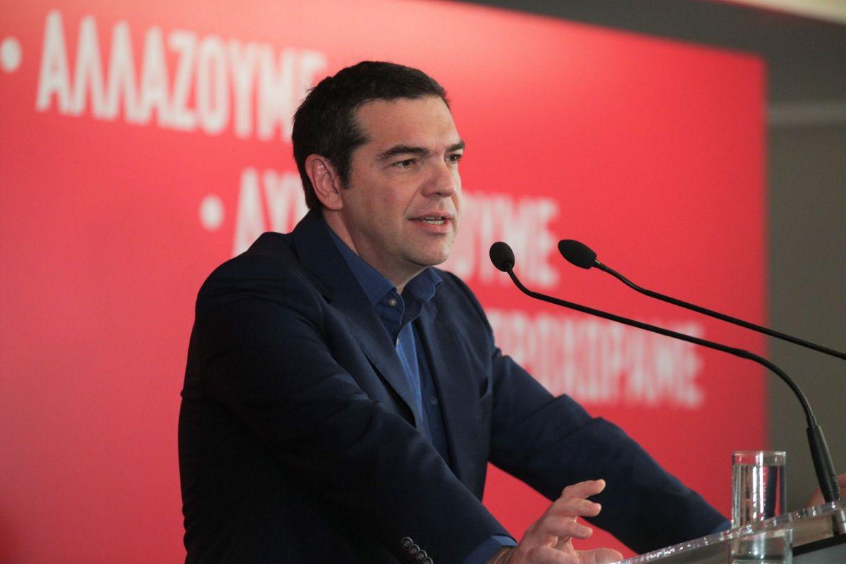 Αλ. Τσίπρας: Από τη μια ο ΣΥΡΙΖΑ, μια δύναμη ειλικρίνειας και αλήθειας και από την άλλη η ΝΔ, μια δύναμη κουκουλώματος και εξαπάτησης