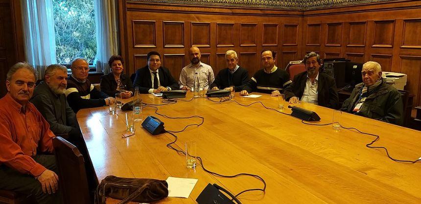 Γ. Μπουρνούς: Μόνη λύση για τη Λέσβο η άμεση και μαζική αποσυμφόρηση