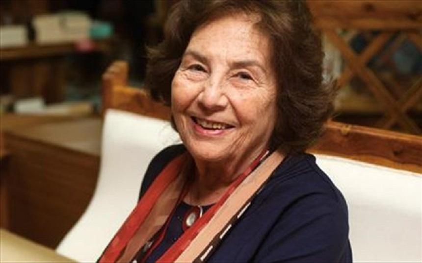 Το Τμήμα Πολιτισμού του ΣΥΡΙΖΑ εκφράζει βαθειά και ειλικρινή θλίψη στους οικείους της Άλκης Ζέη, για την μεγάλη τους απώλεια
