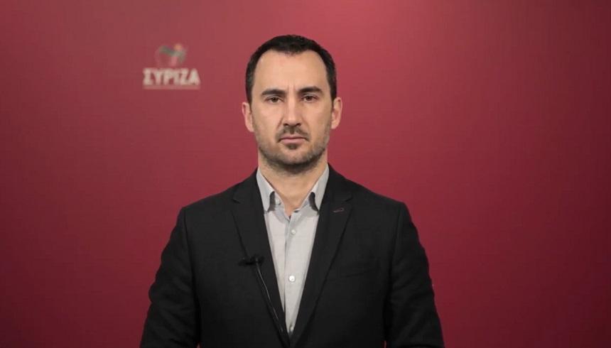 Αλ. Χαρίτσης: Ο κ. Μητσοτάκης να μαζέψει τα στελέχη του και να πάρει άμεσα μέτρα χωρίς εξαιρέσεις για την Εκκλησία - βίντεο