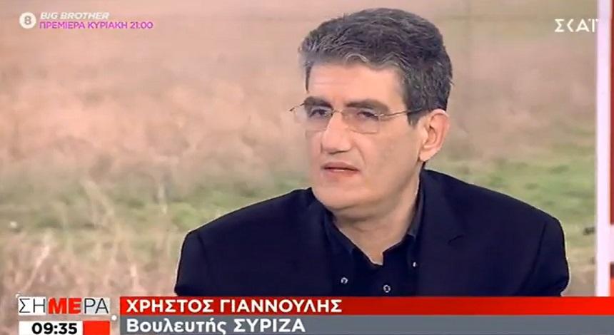Χρ. Γιαννούλης: Αρραγές πολιτικό μέτωπο απέναντι στον τυχοδιωκτισμό Ερντογάν - βίντεο