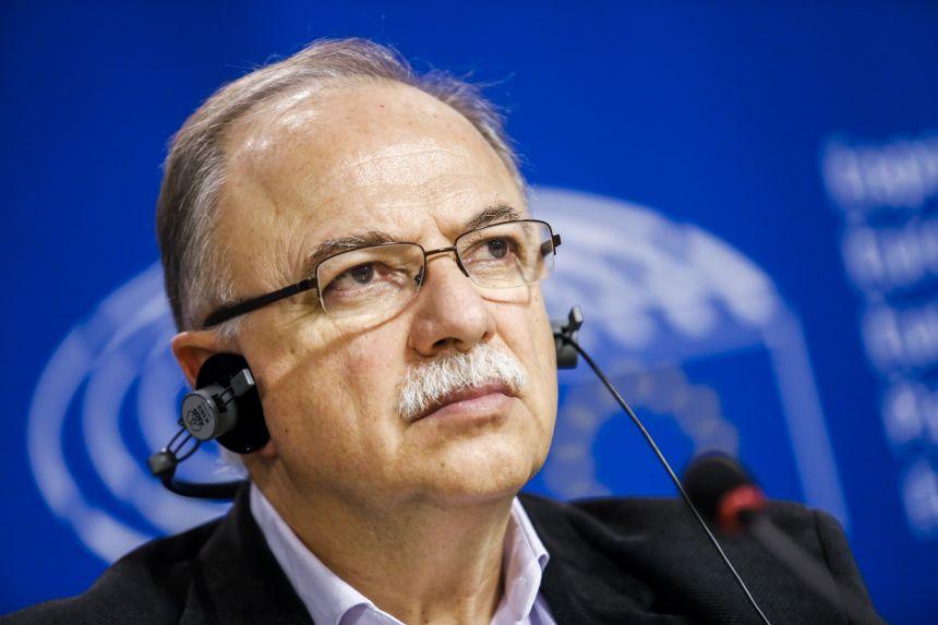 Δ.Παπαδημούλης: Αυτή τη στιγμή χρειαζόμαστε σε ευρωπαϊκό επίπεδο, όχι μόνο σε εθνικό, ένα μεγάλο σχέδιο, τύπου Μάρσαλ
