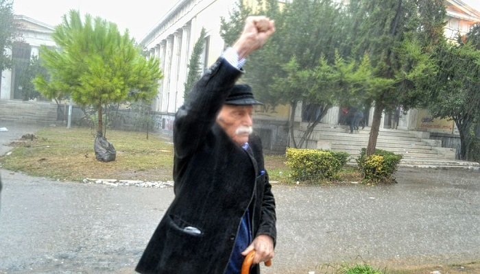 """ΣΥΡΙΖΑ: Θα μας λείψει η παρρησία, η ανθρωπιά και το καθάριο βλέμμα του """"πρώτου παρτιζάνου της Ευρώπης"""""""