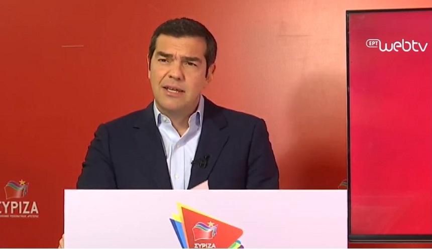 Αλ. Τσίπρας: Μένουμε όρθιοι με γενναία μέτρα στήριξης της οικονομίας τώρα