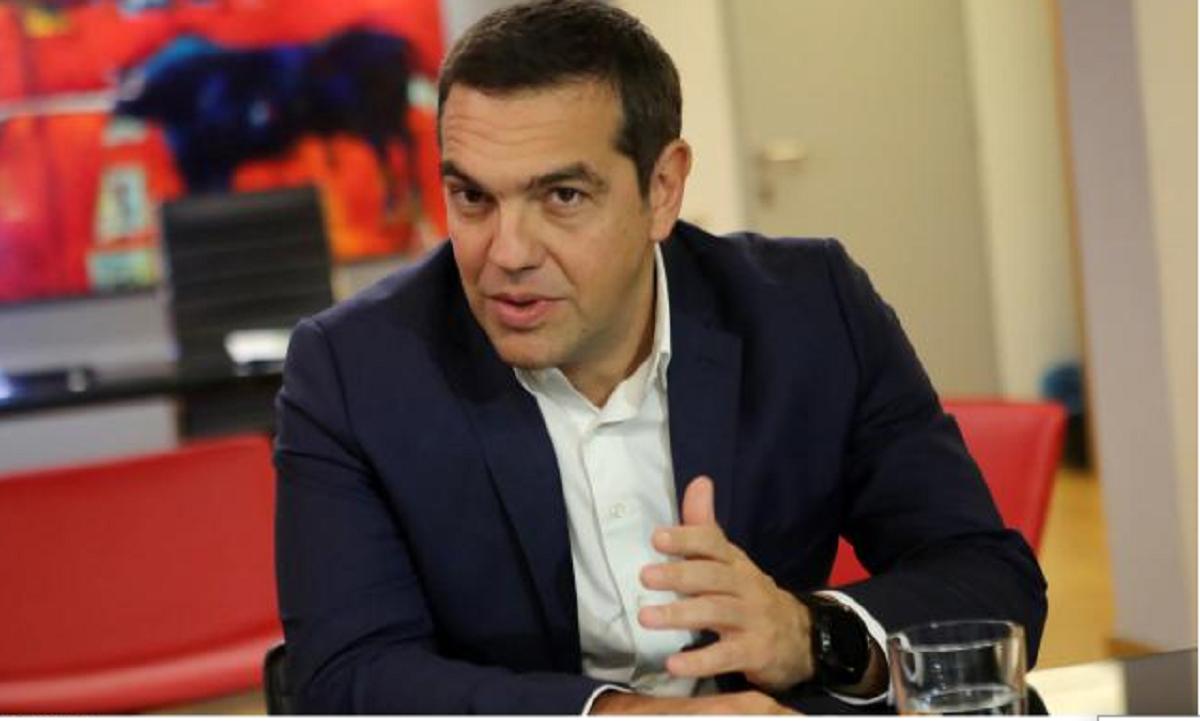 Αλ. Τσίπρας: Νέο κοινωνικό συμβόλαιο για να μείνει η κοινωνία όρθια