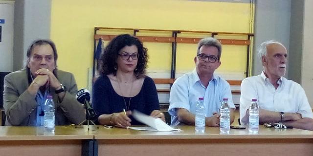 Ανδρ. Νεφελούδης, Ι. Συναδινός, Μ. Καραμεσίνη: Το Υφυπουργείο Αθλητισμού οφείλει να απαντήσει επί της ουσίας για τις αθλητικές εγκαταστάσεις του Ολυμπιακού Χωριού
