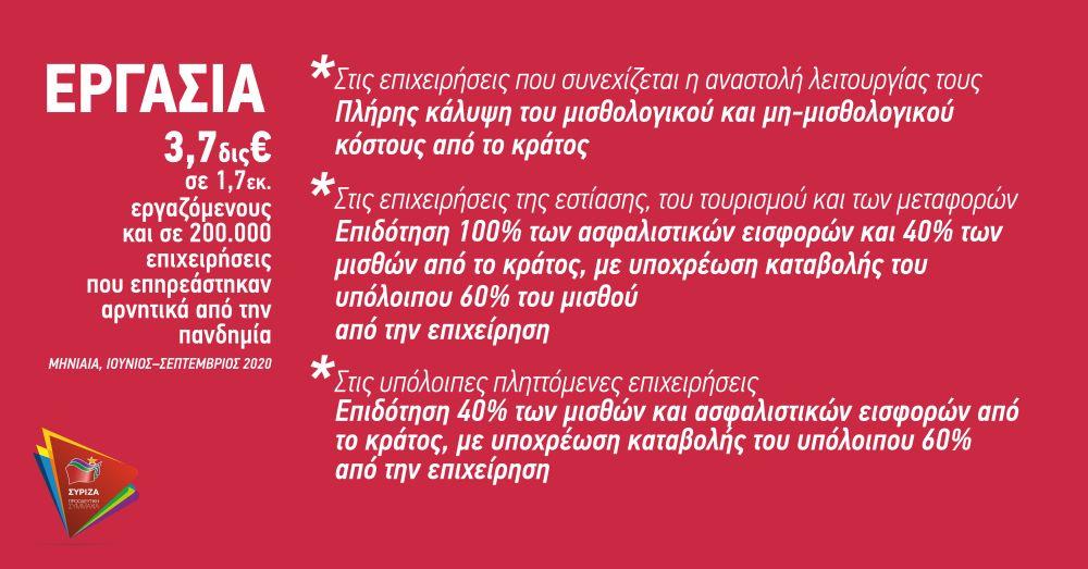 Προστασία της εργασίας #ΜένουμεΌρθιοι