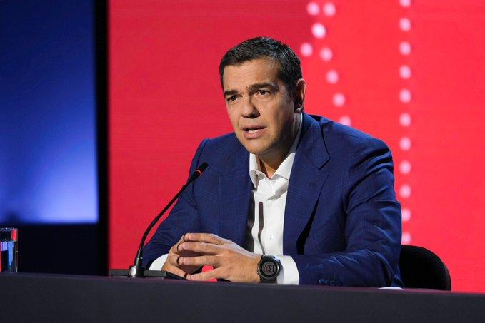 Αλ. Τσίπρας: Απολύτως κοστολογημένα τα μέτρα του ΣΥΡΙΖΑ-Προοδευτική Συμμαχία - βίντεο