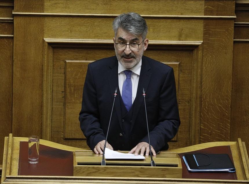 Θ. Ξανθόπουλος: Ο σωφρονισμός δεν είναι ζήτημα καταστολής, είναι πρωτίστως ζήτημα εκπαίδευσης και πολιτικών επανένταξης - Εδώ κι ένα χρόνο έχει καταργηθεί η κοινωφελής εργασία