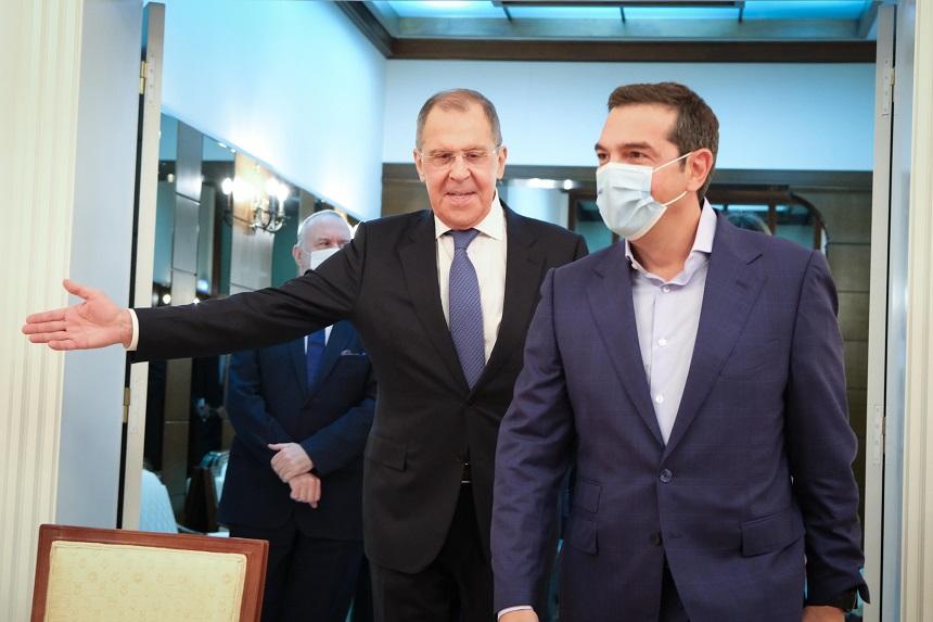 Αλ. Τσίπρας: Να τερματιστεί η τουρκική επιθετικότητα για την προώθηση των διερευνητικών και την επανεκκίνηση των συνομιλιών για δίκαιη και βιώσιμη λύση του Κυπριακού