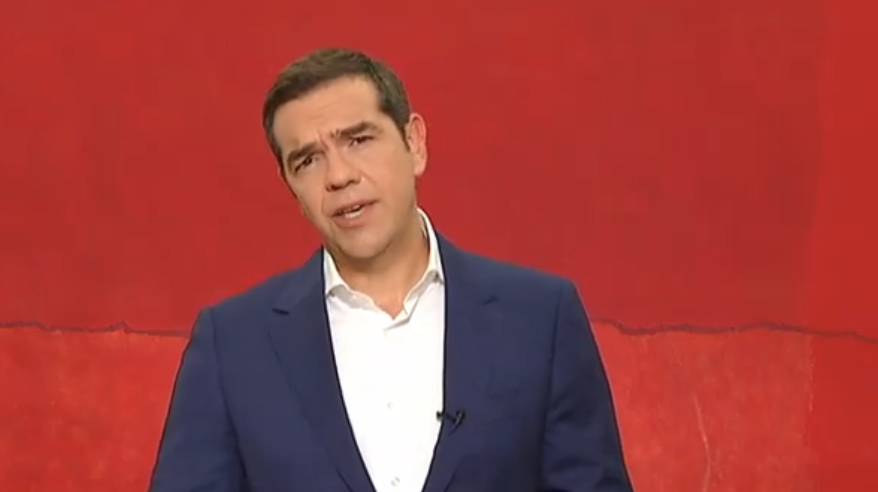 Αλ. Τσίπρας: Ούτε δικαιολογίες, ούτε φτηνή προπαγάνδα από την κυβέρνηση - Απαιτούνται αποφασιστικότητα, αλληλεγγύη και ενότητα για την προστασία της κοινωνίας